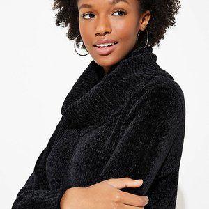 LOFT Sweaters - LOFT Women's NWT Chenille Cowl Neck Sweater